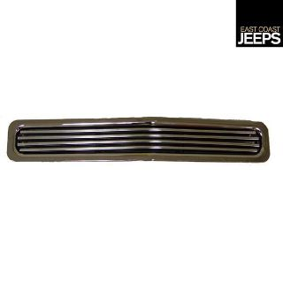 Buy 11401.01 RUGGED RIDGE Billet Grille Inserts, Chrome, 87-95 Jeep YJ Wranglers, by motorcycle in Smyrna, Georgia, US, for US $130.73