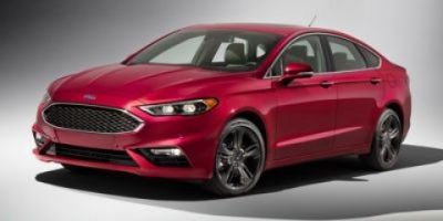 2017 Ford Fusion SE (Magnetic)
