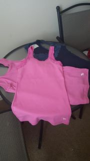 Excellent condition Abercrombie Kids 3 tank tops for girls. 2 are medium and one is large