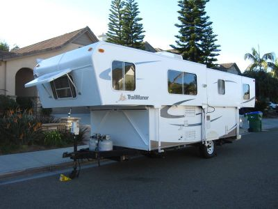 2008 Trailmanor Trailmanor 2720 SD