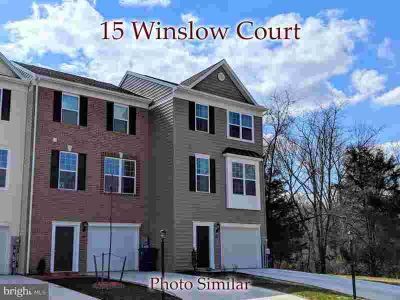 15 Winslow CT #85 Gettysburg Three BR, 15 Winslow Court is an end