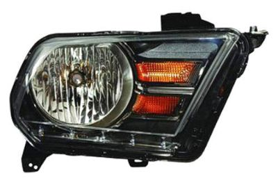 Buy Replace FO2503281C - 10-11 Ford Mustang Front RH Headlight Assembly Halogen motorcycle in Tampa, Florida, US, for US $261.97