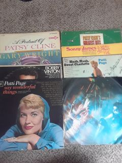 8 old/classic record's