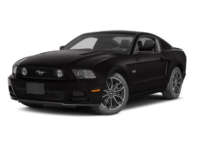 2014 Ford Mustang GT (Not Given)