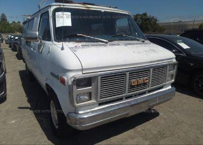 1985 GMC VANDURA