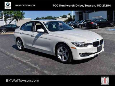 Used 2015 BMW 3 Series 4dr Sdn AWD