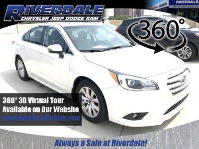 2016 Subaru Legacy 2.5i (Crystal White Pearl)