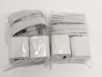 NEW 4 pack lighting chargers for iPhone 5/6/7/8 $10