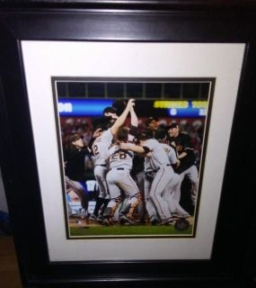 !!!!AWESOME PHOTO IS SAN FRANCISCO GIANTS WORLD SERIES WINNERS PICTURE!!!!