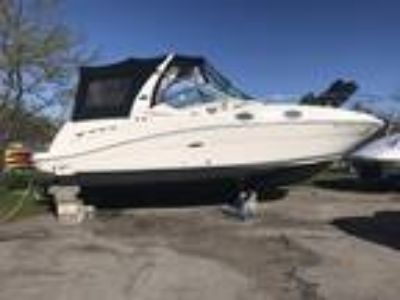 26' Sea Ray 260 Sundancer 2007