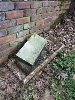 FREE concrete gutter thing