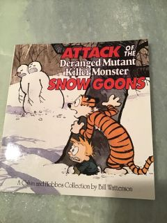 Calvin and Hobbes - Attack of the Deranged Mutant Killer Snow Goons Paperback