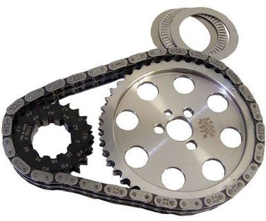 Find Small Block Chevy Pro Billet Timing Chain & Gears Set SBC Torrington Bearing motorcycle in Melbourne, Florida, United States, for US $99.99