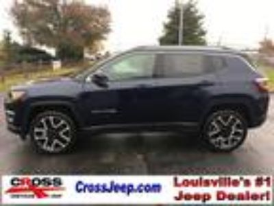 2019 Jeep Compass Limited 4WD / Nav / Pano Roof