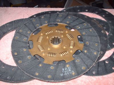 "ram 11"" big ford raybesto clutch disc"