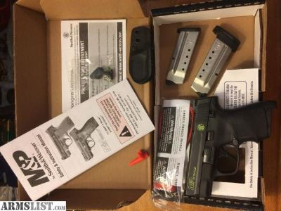 For Sale: Smith and Wesson M &P 40mm