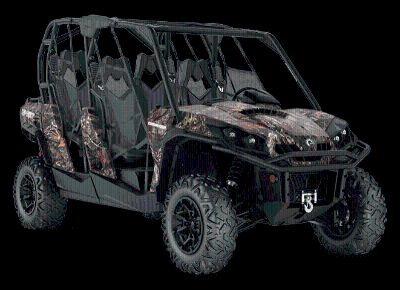 2018 Can-Am Commander MAX XT Side x Side Utility Vehicles Sierra Vista, AZ