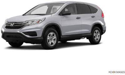 Used 2016 Honda CR-V AWD 5dr