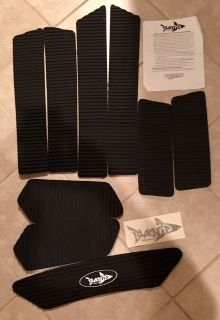 BlackTip Jetsports Traction Mats for SeaDoo