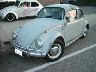 VW Bug 1966