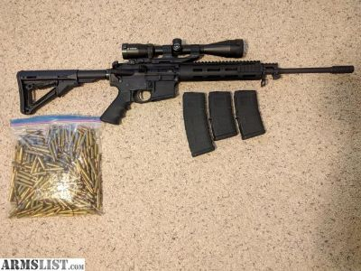 For Sale: Custom AR-15