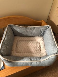 Soft Filled Pet Bed 18 X 15
