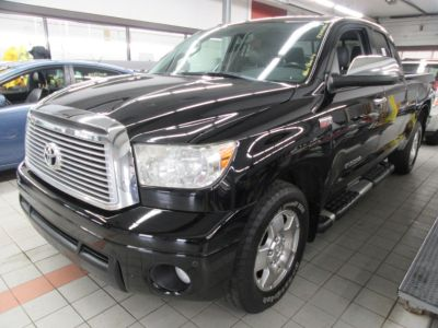 2011 Toyota Tundra Limited (Black)