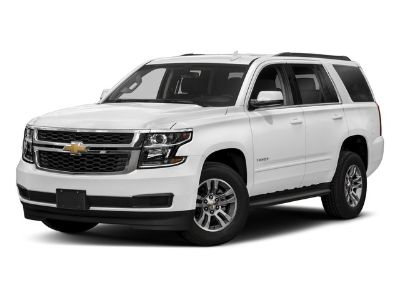 2018 Chevrolet Tahoe LT (Black)