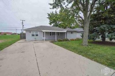 3317 N New York Avenue Muncie, Three BR Home One BA home with