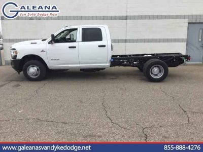 New 2019 Ram 3500 Chassis Cab 4WD Crew Cab 60 CA 172.4 WB