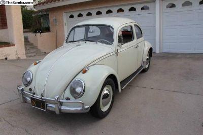 1963 Volkswagen Beetle Bug