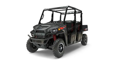 2017 Polaris Ranger Crew 570-4 EPS Side x Side Utility Vehicles Milford, NH