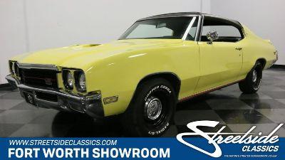 1972 Buick Skylark Sun Coupe