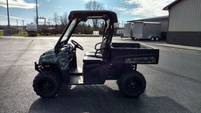 2010 Polaris Ranger 800 EFI XP Side x Side Utility Vehicles Thornville, OH
