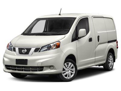 2018 Nissan NV200 SV (Brilliant Silver Metallic)