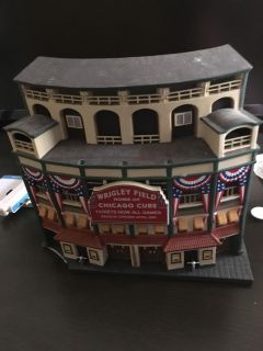 Department 56 Wrigley Field collectable Sculpture