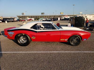Titled 1967 Camaro