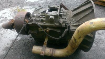 Buy DODGE EATON FULLER FS-5205A 5 SPEED TRANSMISSION FOR CUMMINS ENGINE motorcycle in New Albany, Indiana, United States