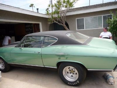 1968 Chevrolet Chevelle SS Numbers Matching 2-Door