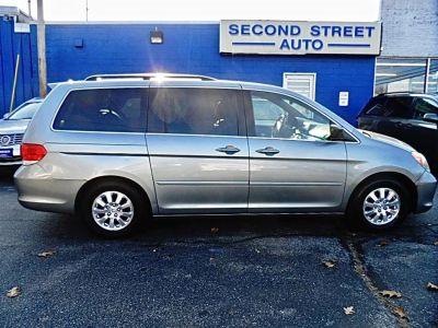 2008 Honda Odyssey EX-L (Silver)