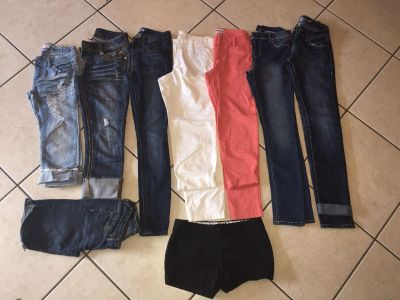 Jeans prices vary