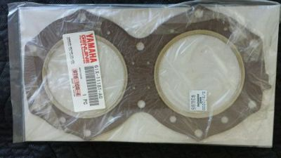 Sell Yamaha 701 Gasket 61X-11181-A0 Superjet Blaster Raider 62T OEM New Super Jet PWC motorcycle in Fair Oaks, California, United States