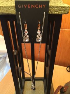Givenchy Necklace & Earring Set