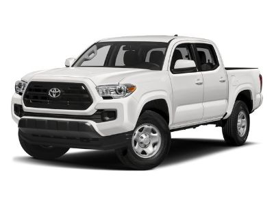 2018 Toyota Tacoma (Super White)