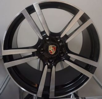 """Sell 22"""" Rims Fit Porsche Cayenne Turbo S GTS Spyder Wheels Audi Q7 VW Touareg Rims motorcycle in El Centro, California, United States, for US $930.00"""