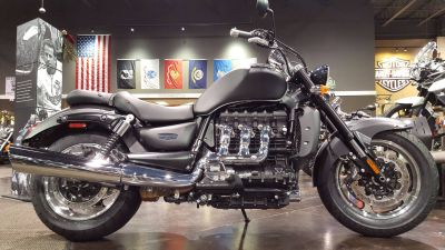 2017 Triumph ROCKET III ROADSTER Cruisers Motorcycles Saint Charles, IL