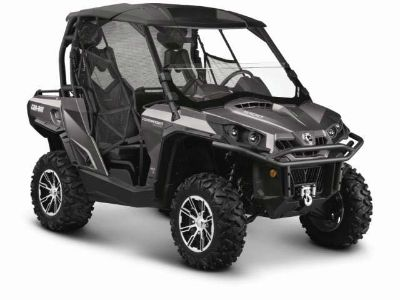 2014 Can-Am Commander Limited 1000 Utility SxS Billings, MT