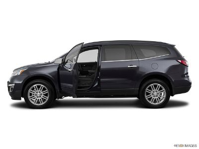 2015 Chevrolet Traverse 1LT W/ Style package & Quad se (Tungsten Metallic)