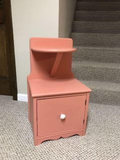 Lamp stand/plant stand/bedside table