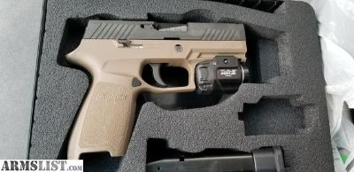 For Sale: Sig Sauer P320 9mm